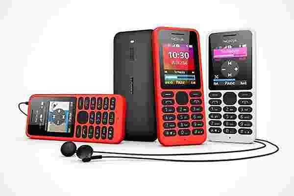 微软发布售价25美元的诺基亚手机