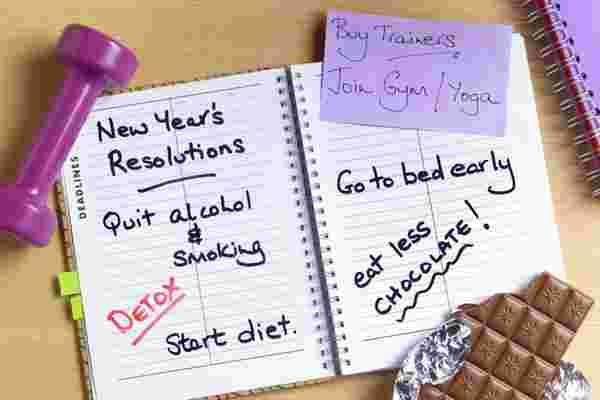 重新启动失败的新年决议的3种方法